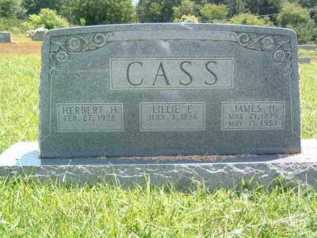 KNOX CASS, LILLIE E. - McMinn County, Tennessee | LILLIE E. KNOX CASS - Tennessee Gravestone Photos