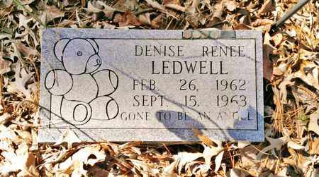 LEDWELL, DENISE RENEE - McMinn County, Tennessee | DENISE RENEE LEDWELL - Tennessee Gravestone Photos