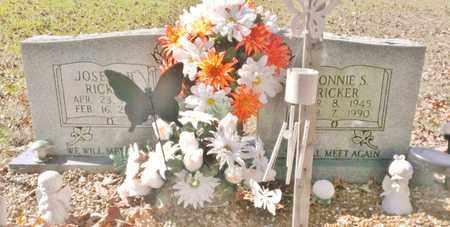 KENNEDY RICKER, BONNIE SUE - Meigs County, Tennessee | BONNIE SUE KENNEDY RICKER - Tennessee Gravestone Photos