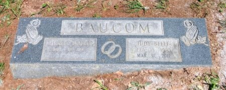 BAUCOM, JUDY BELLE - Montgomery County, Tennessee | JUDY BELLE BAUCOM - Tennessee Gravestone Photos