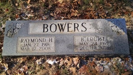 SMITH BOWERS, BESSIE LOUISE - Montgomery County, Tennessee | BESSIE LOUISE SMITH BOWERS - Tennessee Gravestone Photos