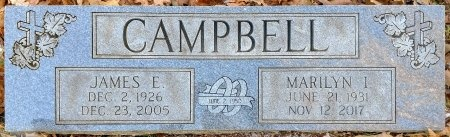 CAMPBELL, JAMES E. - Montgomery County, Tennessee | JAMES E. CAMPBELL - Tennessee Gravestone Photos