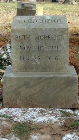 COLEMAN, RUTH - Montgomery County, Tennessee | RUTH COLEMAN - Tennessee Gravestone Photos