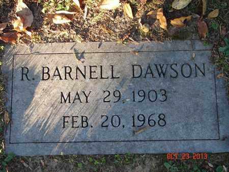 DAWSON, R. BARNELL - Montgomery County, Tennessee | R. BARNELL DAWSON - Tennessee Gravestone Photos
