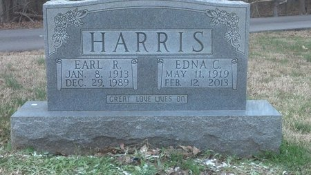 GRIFFY HARRIS, EDNA - Montgomery County, Tennessee | EDNA GRIFFY HARRIS - Tennessee Gravestone Photos