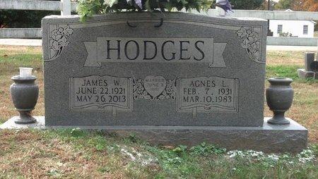 "HODGES, JAMES W. ""BUCK"" - Montgomery County, Tennessee | JAMES W. ""BUCK"" HODGES - Tennessee Gravestone Photos"