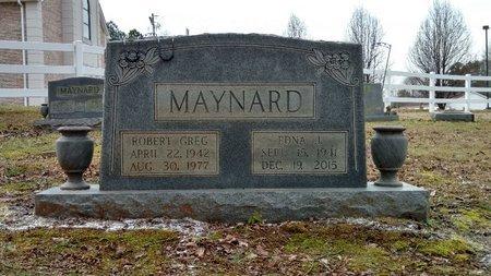 MAYNARD, EDNA J. - Montgomery County, Tennessee   EDNA J. MAYNARD - Tennessee Gravestone Photos
