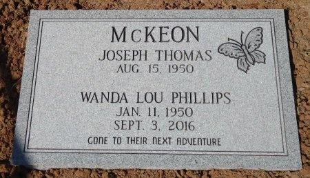MCKEON, WANDA LOU - Montgomery County, Tennessee | WANDA LOU MCKEON - Tennessee Gravestone Photos