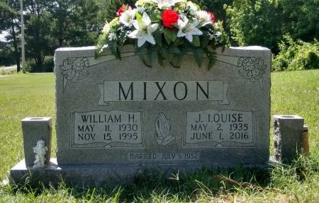 MIXON, WILLIAM H. - Montgomery County, Tennessee | WILLIAM H. MIXON - Tennessee Gravestone Photos