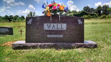 WALL, FAMILY STONE - Montgomery County, Tennessee | FAMILY STONE WALL - Tennessee Gravestone Photos
