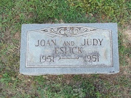 ESLICK, JUDY - Moore County, Tennessee | JUDY ESLICK - Tennessee Gravestone Photos