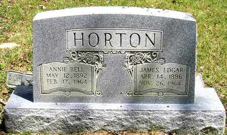HORTON, ANNIE BELL - Moore County, Tennessee | ANNIE BELL HORTON - Tennessee Gravestone Photos