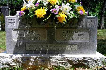 RAY, WILLIAM RILEY - Moore County, Tennessee | WILLIAM RILEY RAY - Tennessee Gravestone Photos