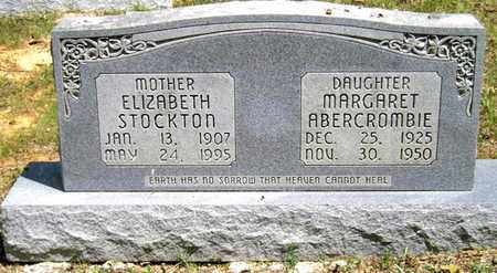 ABERCROMBIE, MARGARET - Moore County, Tennessee | MARGARET ABERCROMBIE - Tennessee Gravestone Photos