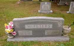 MCPETERS, BESSIE - Morgan County, Tennessee | BESSIE MCPETERS - Tennessee Gravestone Photos