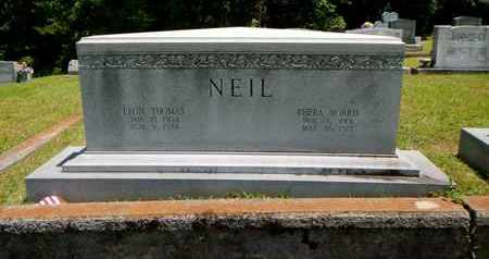 NEIL, LEON THOMAS - Morgan County, Tennessee | LEON THOMAS NEIL - Tennessee Gravestone Photos