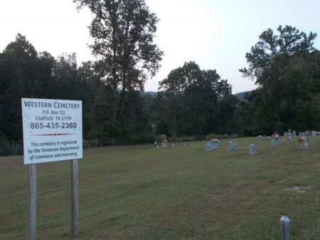 *WESTERN OVERVIEW,   - Morgan County, Tennessee |   *WESTERN OVERVIEW - Tennessee Gravestone Photos