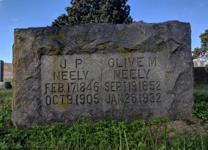 NEELY, JAMES KNOX POLK - Obion County, Tennessee | JAMES KNOX POLK NEELY - Tennessee Gravestone Photos