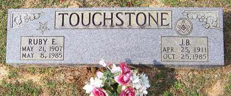 TOUCHSTONE, J. B. - Obion County, Tennessee | J. B. TOUCHSTONE - Tennessee Gravestone Photos