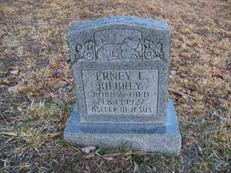 BILBREY, ERNEY L. - Overton County, Tennessee   ERNEY L. BILBREY - Tennessee Gravestone Photos