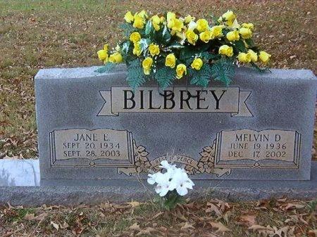 BILBREY, MELVIN DELOYE - Overton County, Tennessee | MELVIN DELOYE BILBREY - Tennessee Gravestone Photos