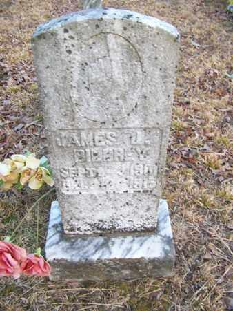 BILBREY, JAMES J. - Overton County, Tennessee | JAMES J. BILBREY - Tennessee Gravestone Photos