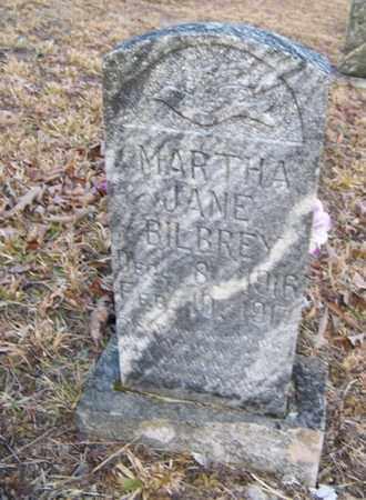 BILBREY, MARTHA JANE - Overton County, Tennessee | MARTHA JANE BILBREY - Tennessee Gravestone Photos