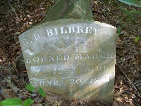 BILBREY, STEPHEN DECATUR - Overton County, Tennessee | STEPHEN DECATUR BILBREY - Tennessee Gravestone Photos