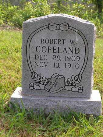 COPELAND, ROBERT W. - Overton County, Tennessee | ROBERT W. COPELAND - Tennessee Gravestone Photos