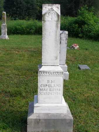 COPELAND, R. M. - Overton County, Tennessee | R. M. COPELAND - Tennessee Gravestone Photos