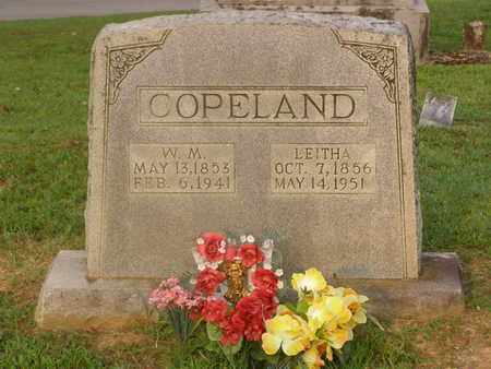 COPELAND, WILLIAM M. - Overton County, Tennessee | WILLIAM M. COPELAND - Tennessee Gravestone Photos