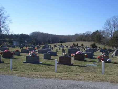*DODSON CHAPEL OVERVIEW,  - Overton County, Tennessee    *DODSON CHAPEL OVERVIEW - Tennessee Gravestone Photos