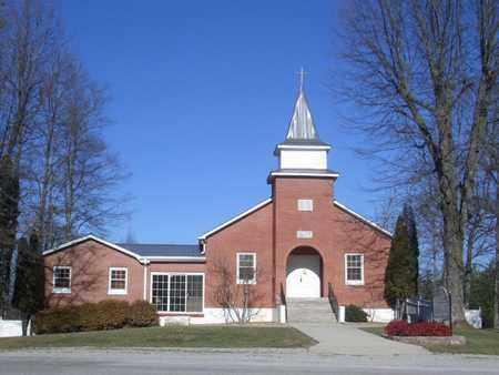 *DODSON METHODIST CHURCH,  - Overton County, Tennessee |  *DODSON METHODIST CHURCH - Tennessee Gravestone Photos