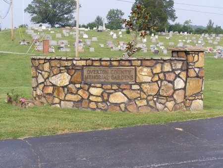 *OVERTON OVERVIEW, X - Overton County, Tennessee | X *OVERTON OVERVIEW - Tennessee Gravestone Photos