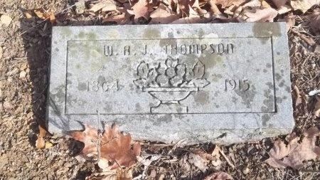 THOMPSON, WILLIAM ANDREW JACKSON - Overton County, Tennessee | WILLIAM ANDREW JACKSON THOMPSON - Tennessee Gravestone Photos