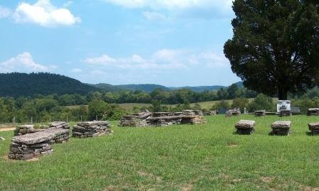 *ANDERSON BUNCH OVERVIEW,  - Perry County, Tennessee |  *ANDERSON BUNCH OVERVIEW - Tennessee Gravestone Photos