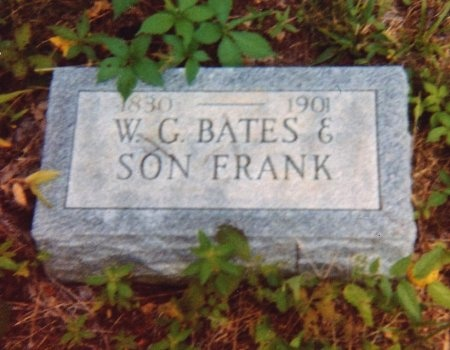 BATES, W. C. - Perry County, Tennessee | W. C. BATES - Tennessee Gravestone Photos