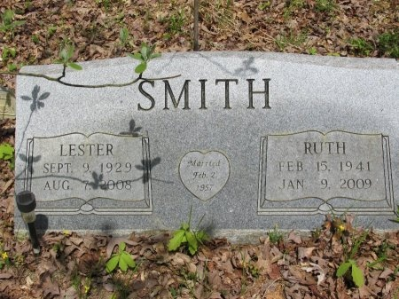 SMITH, LESTER - Pickett County, Tennessee | LESTER SMITH - Tennessee Gravestone Photos