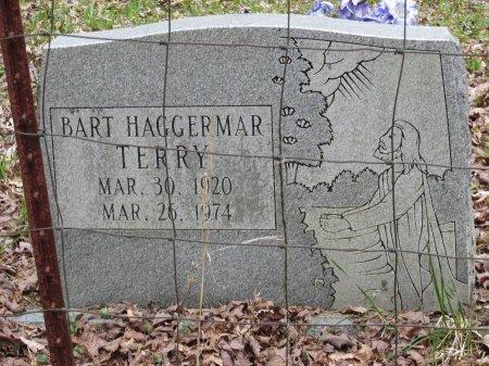 TERRY, BART HAGGERMAR - Pickett County, Tennessee | BART HAGGERMAR TERRY - Tennessee Gravestone Photos