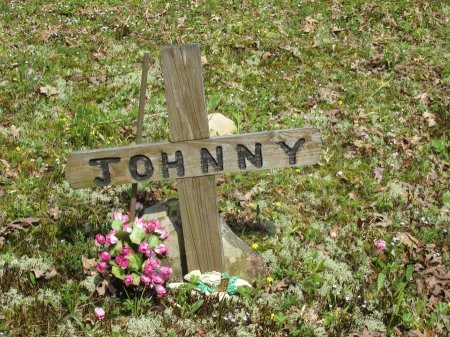 UNKNOWN, JOHNNY - Pickett County, Tennessee   JOHNNY UNKNOWN - Tennessee Gravestone Photos