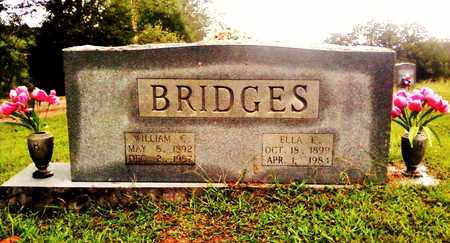 EDMONDSON BRIDGES, ELLA - Polk County, Tennessee | ELLA EDMONDSON BRIDGES - Tennessee Gravestone Photos