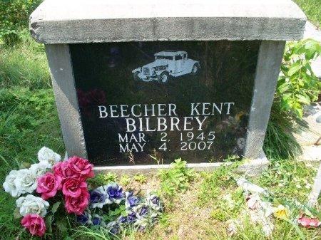 BILBREY, BEECHER KENT - Putnam County, Tennessee | BEECHER KENT BILBREY - Tennessee Gravestone Photos