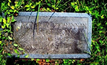 FERGUSON, HATTY MAY - Putnam County, Tennessee | HATTY MAY FERGUSON - Tennessee Gravestone Photos