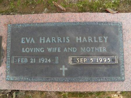 HARLEY, EVA DELL  - Putnam County, Tennessee   EVA DELL  HARLEY - Tennessee Gravestone Photos