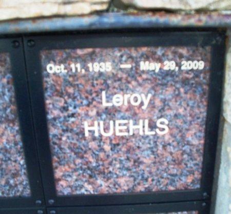 HUEHLS, LEROY - Putnam County, Tennessee | LEROY HUEHLS - Tennessee Gravestone Photos
