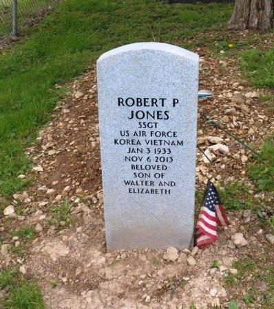 JONES (VETERAN KOR VIET), ROBERT P - Putnam County, Tennessee | ROBERT P JONES (VETERAN KOR VIET) - Tennessee Gravestone Photos
