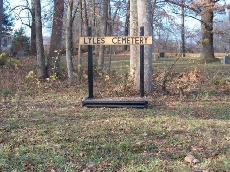 *LYLES OVERVIEW,   - Putnam County, Tennessee |   *LYLES OVERVIEW - Tennessee Gravestone Photos