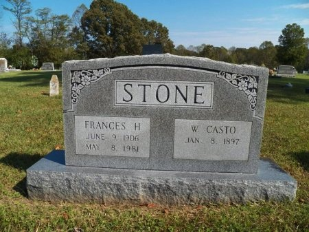 STONE, FRANCES  - Putnam County, Tennessee | FRANCES  STONE - Tennessee Gravestone Photos