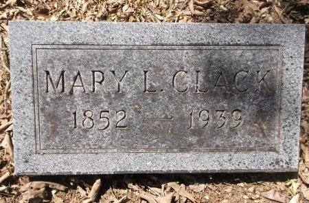 CLACK, MARY L. - Rhea County, Tennessee | MARY L. CLACK - Tennessee Gravestone Photos