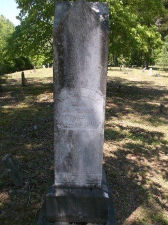 CLACK, W. M. - Rhea County, Tennessee | W. M. CLACK - Tennessee Gravestone Photos